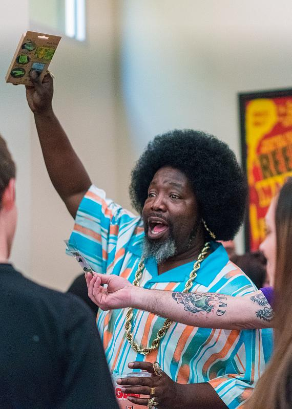 Afroman at NuLeaf Las Vegas