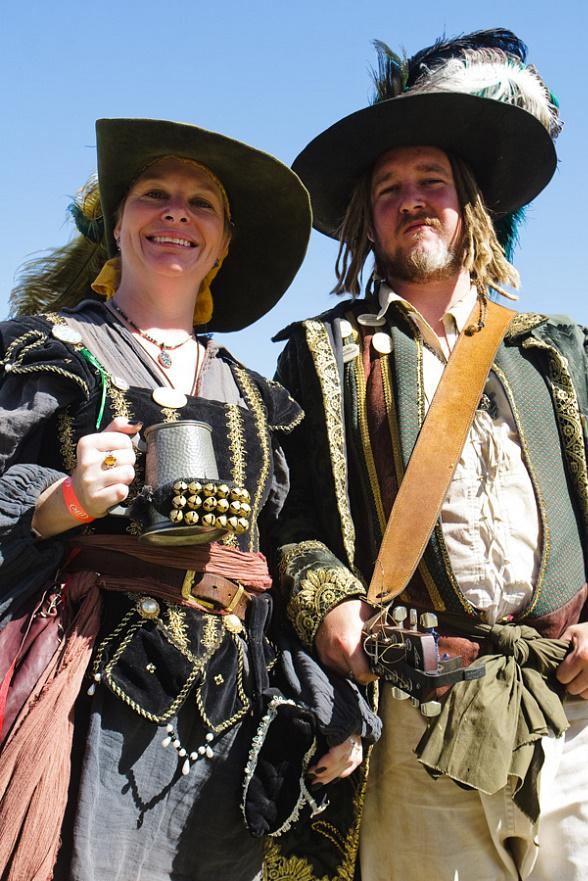 21st Annual Age of Chivalry Renaissance Festival Returns to Sunset Park Oct. 10-12