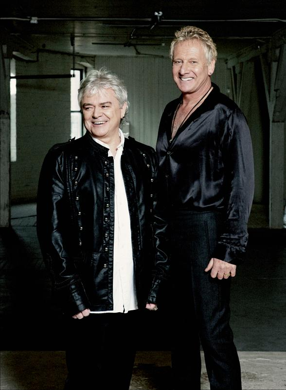 """Even the Nights are Better"" with Air Supply at The Orleans Showroom Memorial Day Weekend, May 24-26"