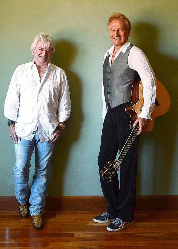 Australian Soft-Rock Duo Air Supply Returns For Memorial Day Weekend Performances at Orleans Showroom May 22-24