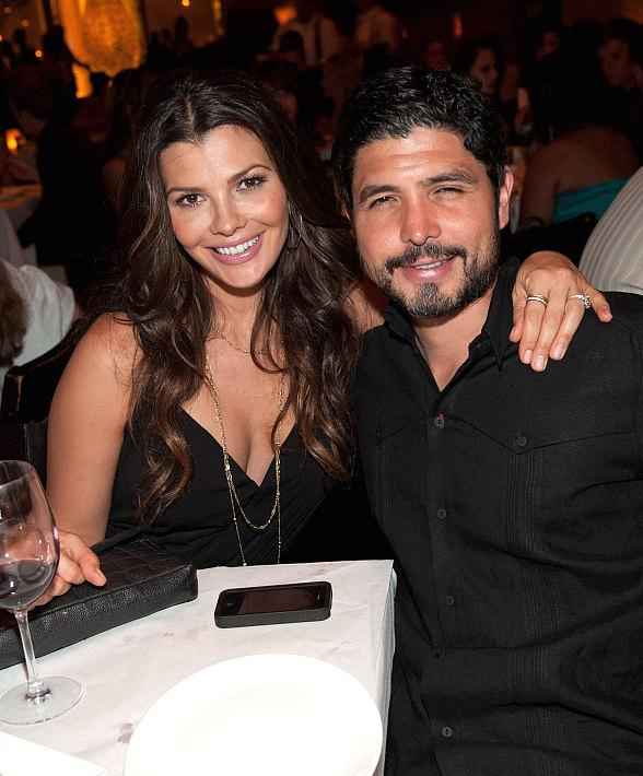 Ali Landry and Alejandro Monteverde at LAVO