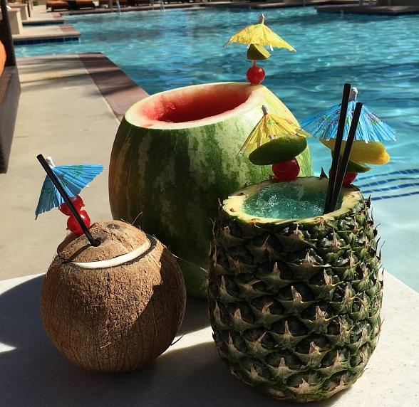 Soak Up the Sun Poolside this Memorial Day at The Deck at Aliante Casino + Hotel + Spa