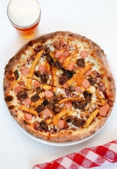 """Eat Your Way Through the Fourth at Flour & Barley with """"The All-American Pizza"""""""