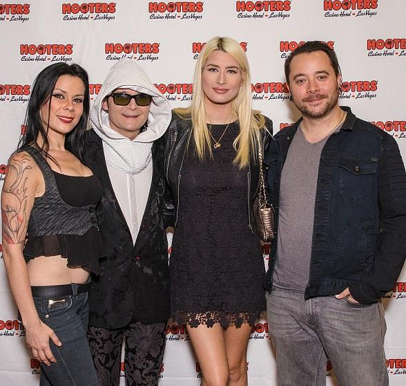 Comedy Daredevil Celebrates its Grand Opening at Hooters Casino Hotel Las Vegas