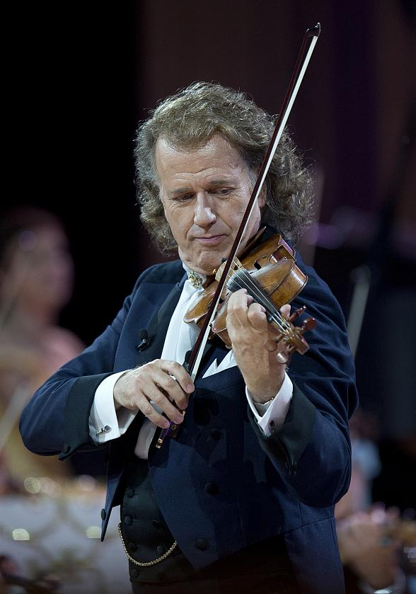 Musical Phenomenon André Rieu Performs at Orleans Arena Oct. 20