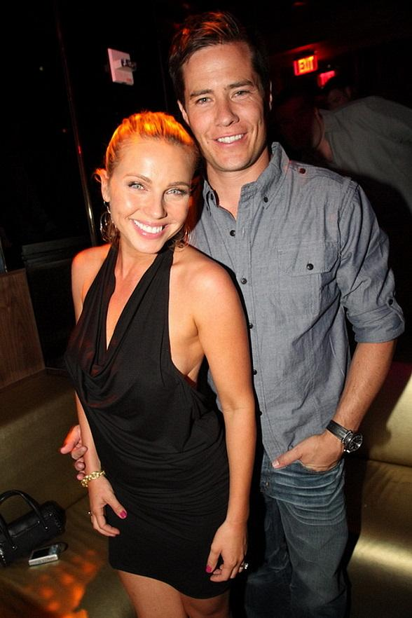 Former Bachelor Andrew Firestone celebrated his birthday wife Ivana Bozilovic