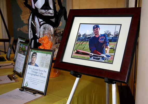 Andson Golf Auction Items