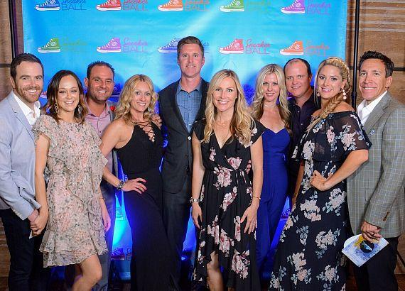 Angelique and Brian Hartsell, Lisa and Larry Panaro, Ryan and Lisa Welch, Tammy and Tim O'Reilly, Justin and Jessica Kalb