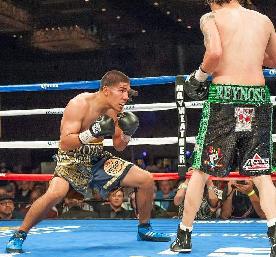 Anthonio Orozco vs Jose Reynoso