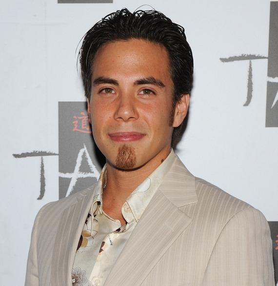 Apolo Ohno at TAO
