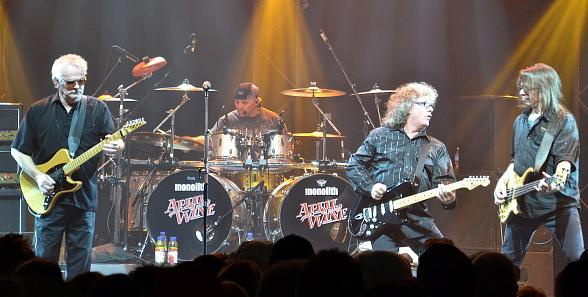 April Wine Ready to Rock the Suncoast Showroom May 21