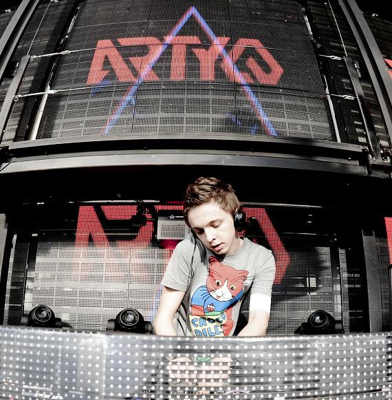 DJ Arty at Marquee