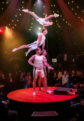 """Absinthe Celebrates Seven Years on the Strip with """"The Gazillionaire's Gala of Gluttony"""" One-Night-Only Greatest Dinner Theatre on Earth Benefitting Three Square Food Bank May 7"""