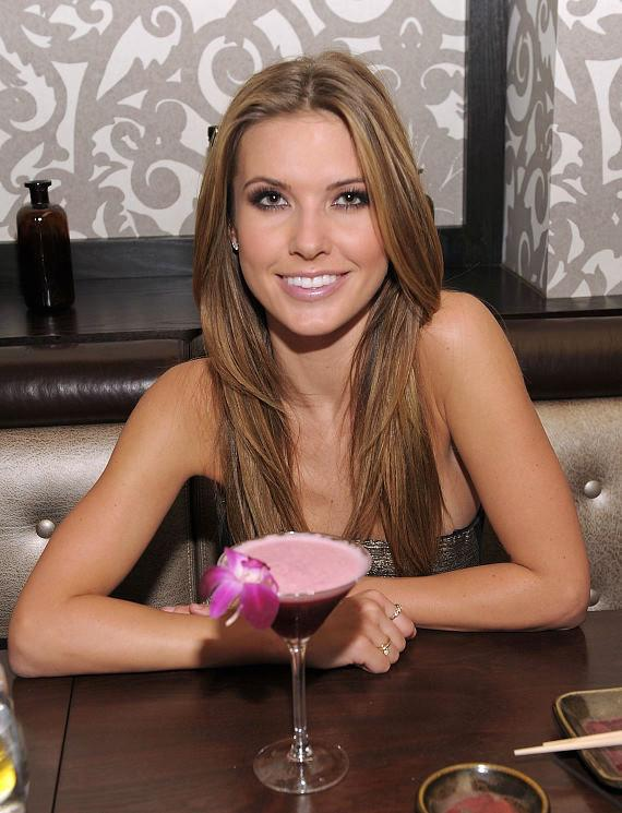 Audrina Patridge at Social House