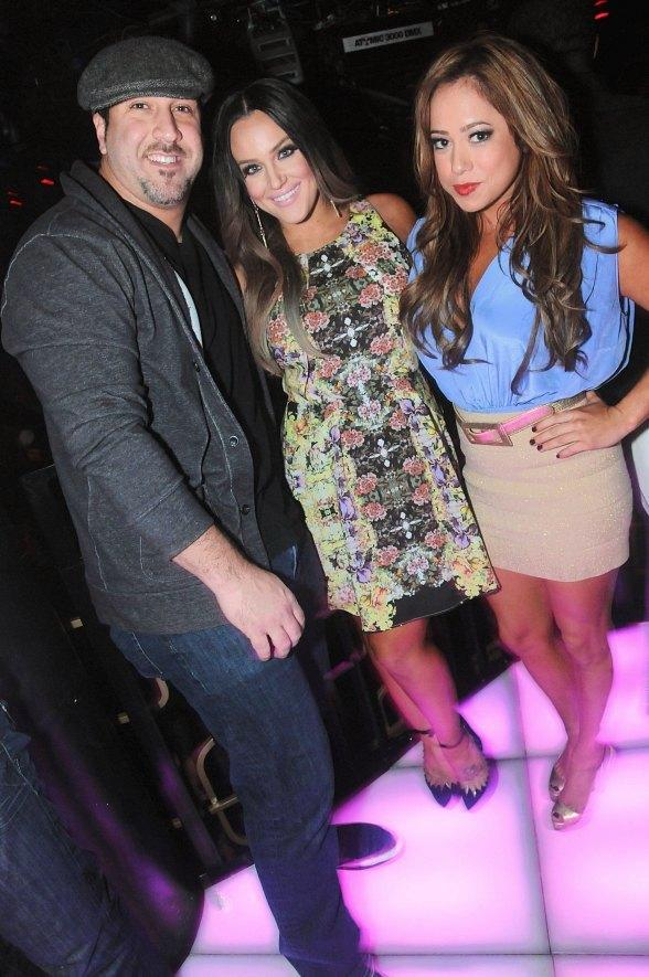 Dancing With The Stars Live In Las Vegas Cast Members Joey Fatone