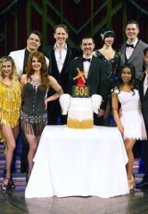 """BAZ – A Musical Mash-Up"" Celebrates a Landmark 500 Shows at The Palazzo Las Vegas"