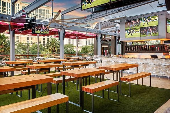 Beer Park at Paris Las Vegas to Host UFC 227: Dillashaw vs. Garbrandt Viewing Party August 4