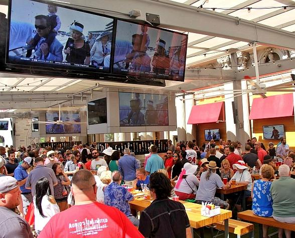 Beer Park at Paris Las Vegas to Throw Kentucky Derby Rooftop Party May 5