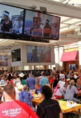 Break Out the Playbook! Beer Park at Paris Las Vegas to Host Fantasy Football Draft Parties