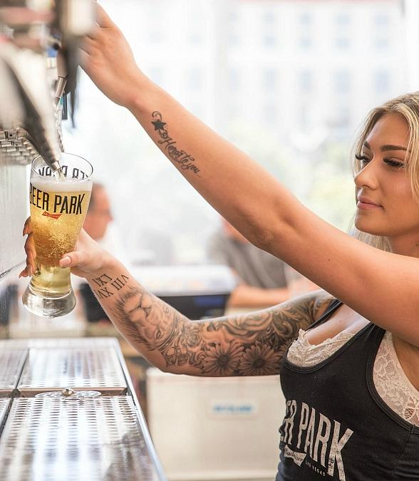 Beer Park at Paris Las Vegas to Honor Military with Free Drafts and Discounts Through Military Appreciation Month