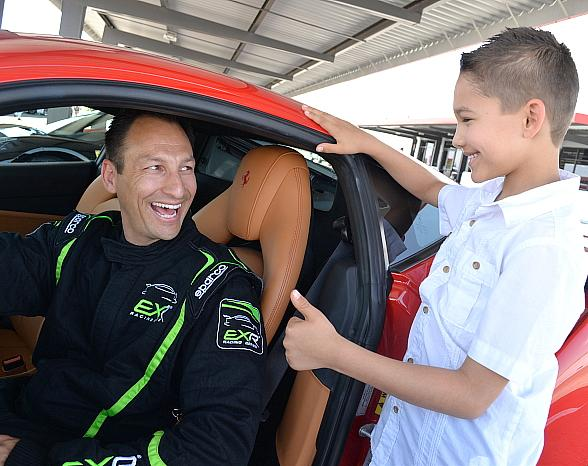 Exotics Racing Announces Father's Day Special Now Available in Las Vegas, Southern California