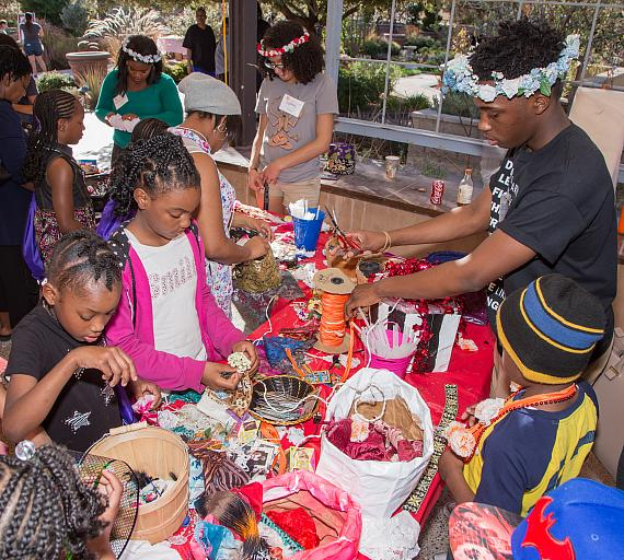 Celebrate at The Springs Preserve's 10th Annual Black History Month Festival February 16