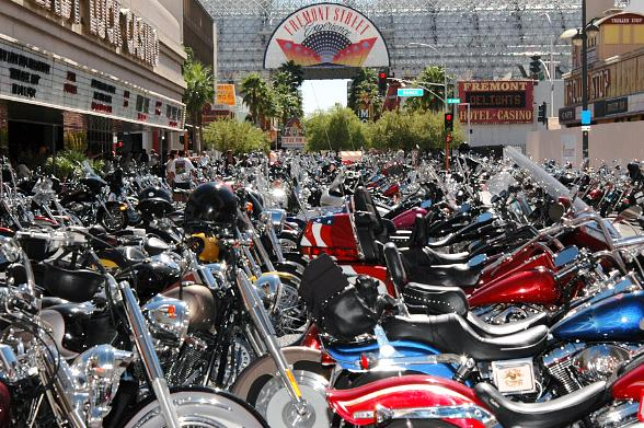 Thousands of Bikers to Cruise into Vegas for 11th Annual Las Vegas BikeFest Sept. 29 - Oct. 2