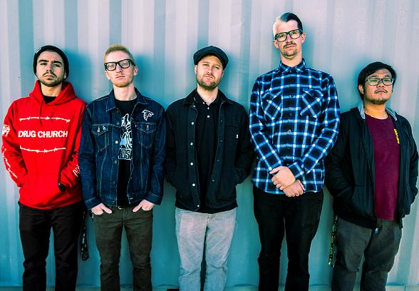 """Local Punk Rock Group 'Be like Max' Gets Ready to """"Save Us All"""" at Brooklyn Bowl Las Vegas with Release of Fourth Album"""