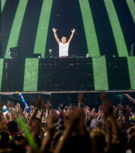 16th Annual Electric Daisy Carnival in Las Vegas - Day 3 Photos