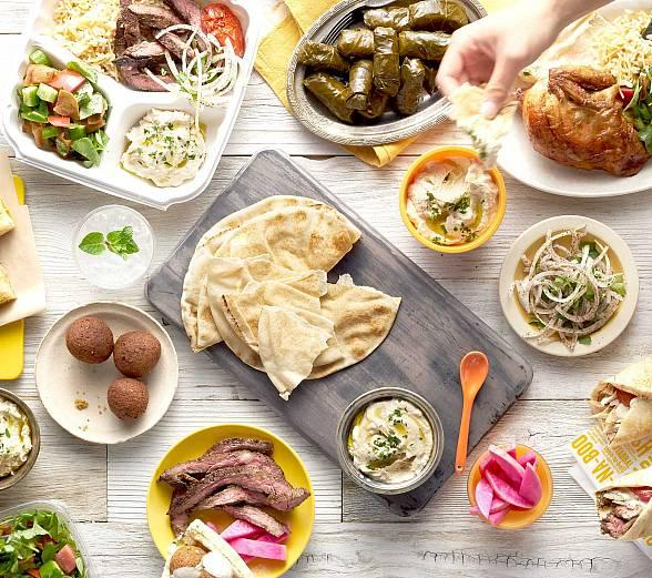 Bok Bok Chicken Offers Free Food as It Opens Its First Location in Las Vegas; New Mediterranean Restaurant Partners with Local Charity Project 150