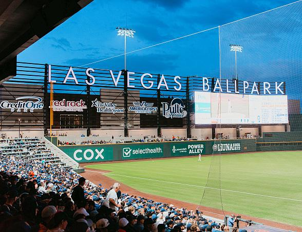 Las Vegas Ballpark to Host Guns 'N' Hoses Baseball Game - Metro vs. Las Vegas Fire & Rescue - Aug. 25