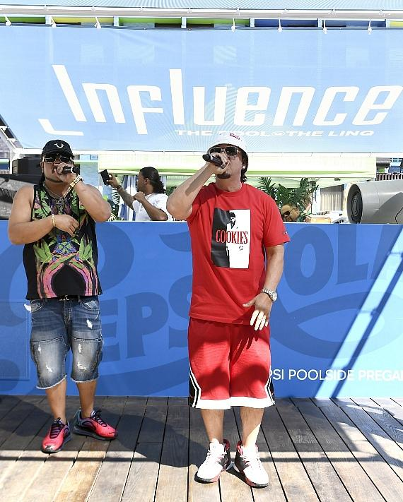Baby Bash Heats Up Labor Day Weekend at Influence, The POOL at The LINQ Hotel + Experience
