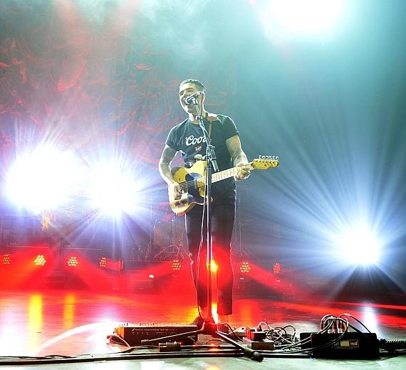 Dashboard Confessional Rocks The Pearl Concert Theater at Palms Casino Resort Las Vegas