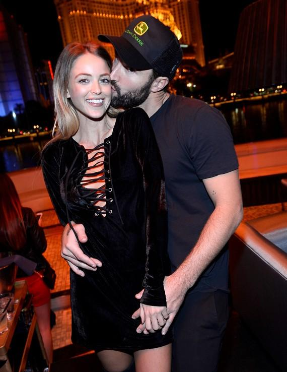 Kaitlynn Carter and Brody Jenner