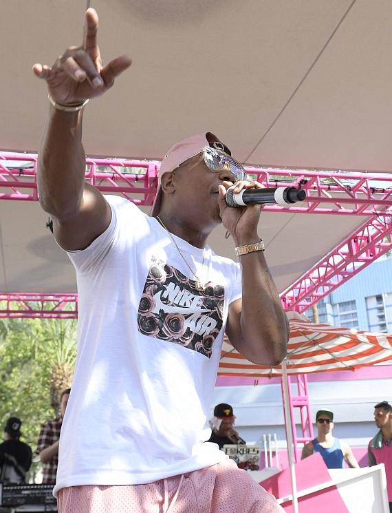 Ja Rule Performs at Flamingo Las Vegas' GO Pool Dayclub
