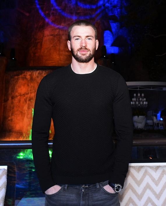 Nick Hissom, Andra Day, Chris Evans attend Billboard Music Awards Kick-Off Party at Intrigue Nightclub in Las Vegas