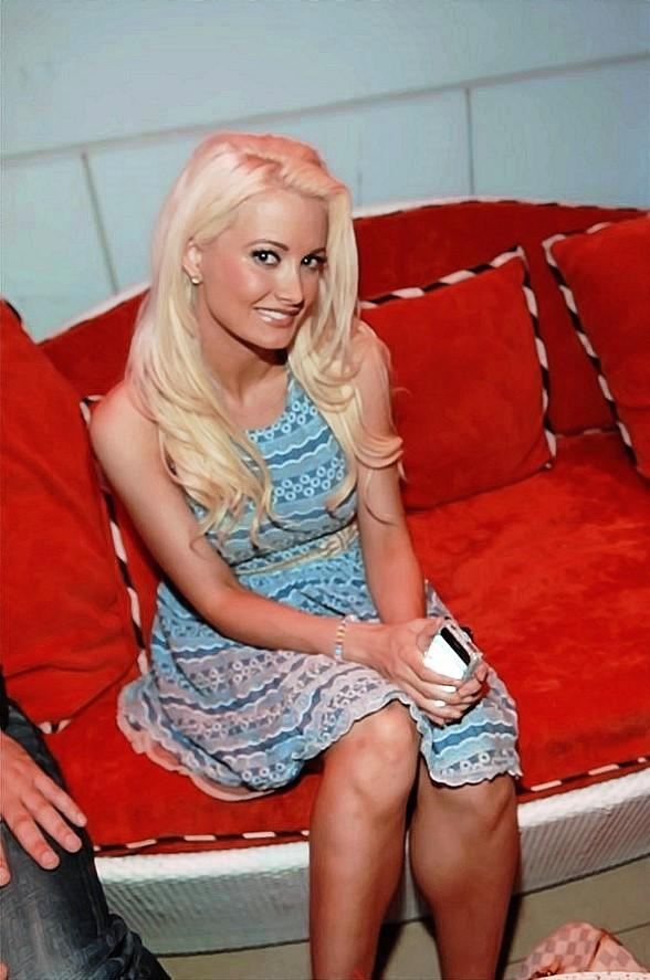 Holly Madison at Surrender Nightclub