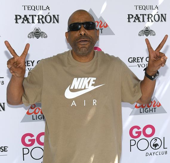 Tone Loc Sets #ThrowbackThursdays on Fire at Flamingo Las Vegas' GO Pool Dayclub