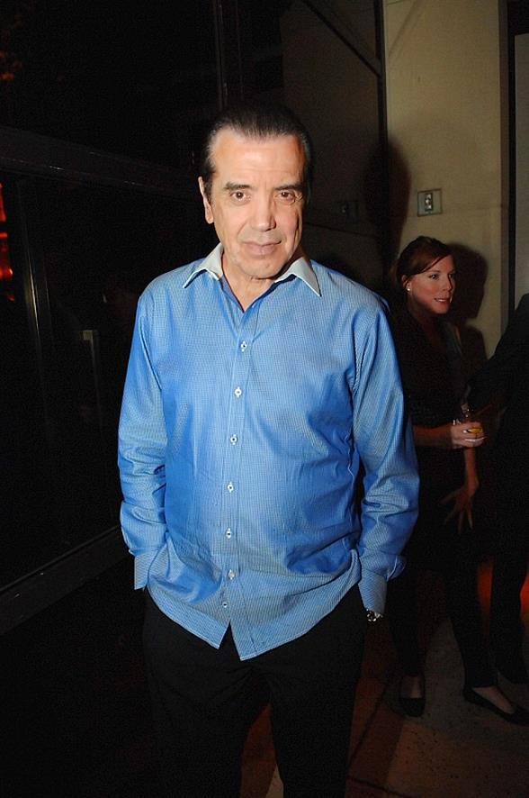 Chazz Palminteri at Blush Boutique Nightclub