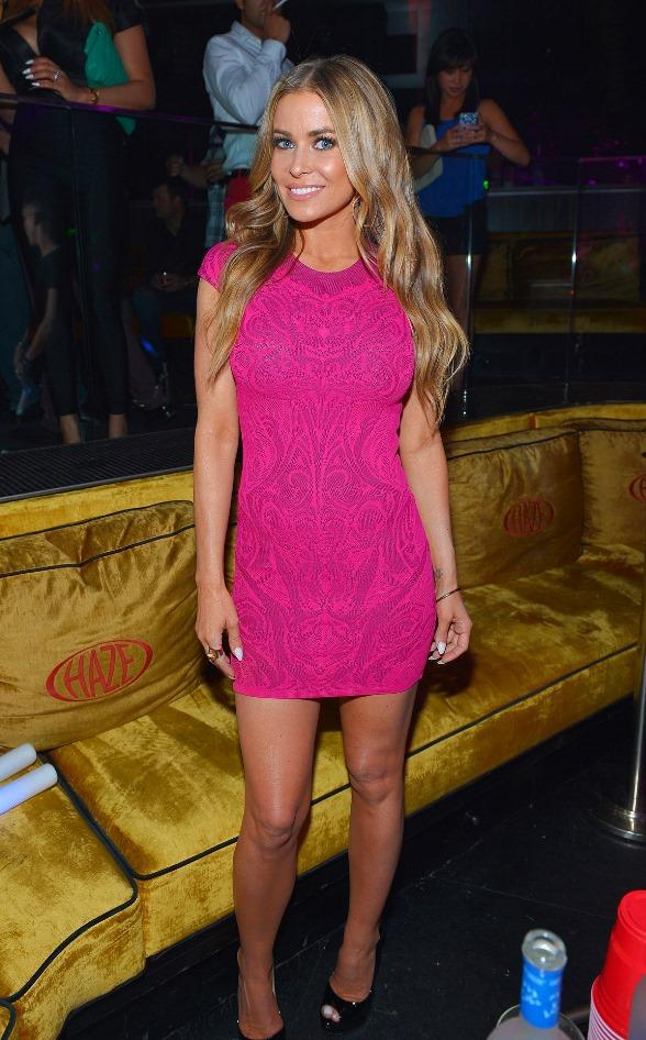 Carmen Electra Celebrates Blu-ray and DVD Release of