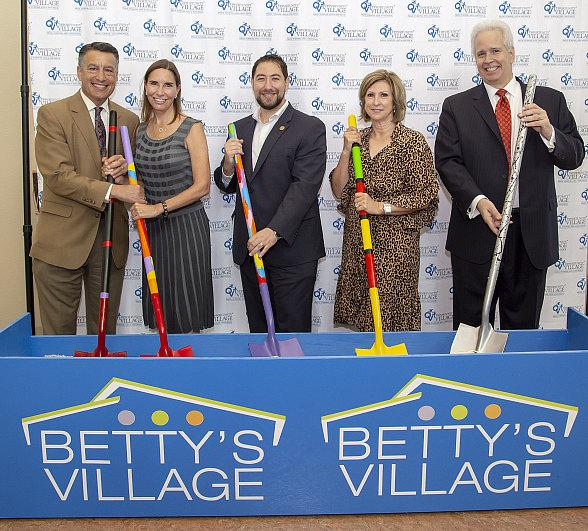 Opportunity Village Breaks Ground on $35 Million Residential Housing Project