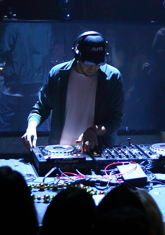 Baauer performs in Studio B Party at LIGHT Nightclub in Las Vegas