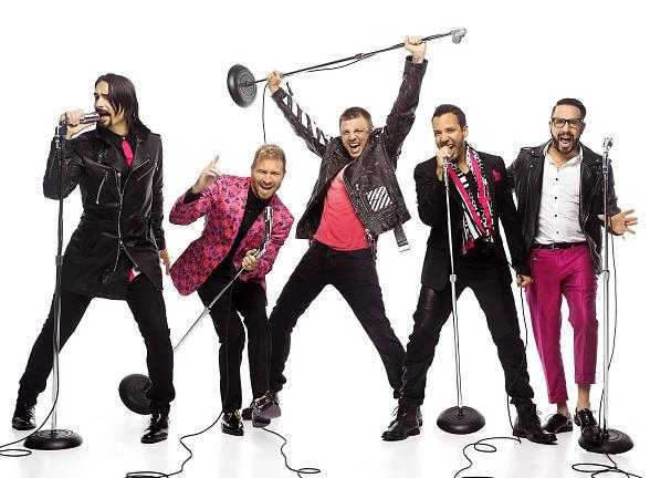 "New Show Dates Announced for ""Backstreet Boys: Larger Than Life"" at Planet Hollywood Resort & Casino"