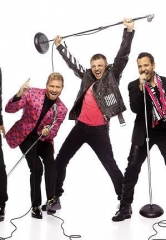 "Backstreet Boys to host ""Larger Than Life"" After-Parties at Chateau Nightclub & Rooftop; 'Everybody' Gets to Party with Nick, A.J., Kevin, Brian and Howie"