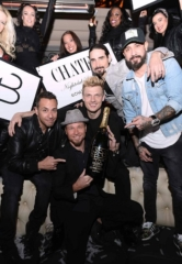 "Backstreet Boys to Host ""Larger Than Life"" After-Parties at Chateau Nightclub & Rooftop at Paris Las Vegas"