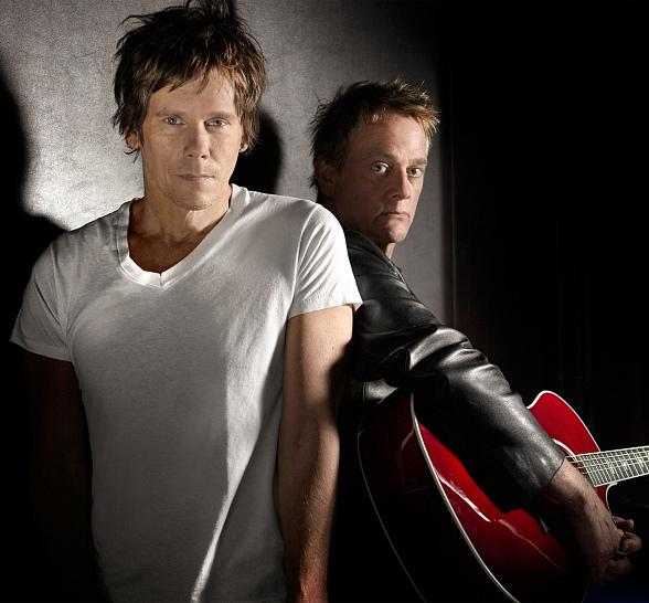 Revered Musical Duo, The Bacon Brothers (Kevin Bacon and Michael Bacon), to Perform at The Orleans Showroom August 1-2