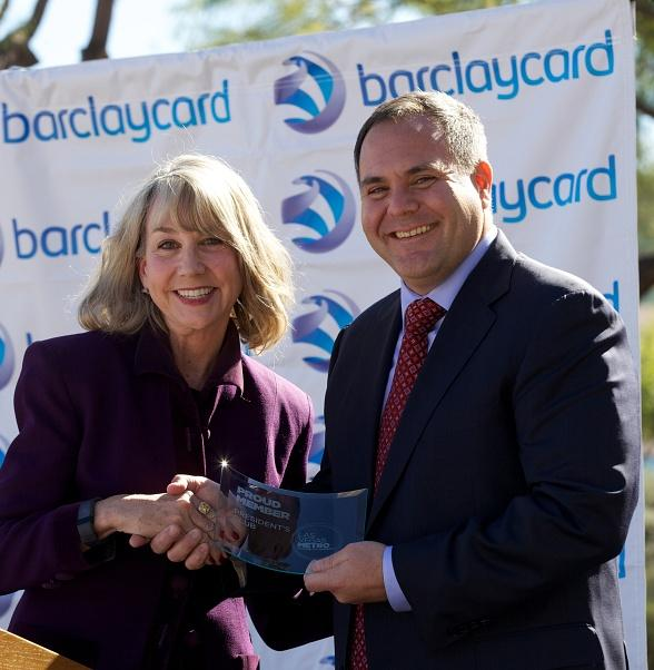 Barclaycard Announces Expansion of Southern Nevada Operations in Henderson