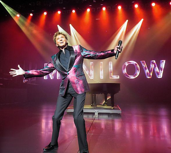 Barry Manilow Extends Hit Show into 2019 at Westgate Las Vegas Resort & Casino