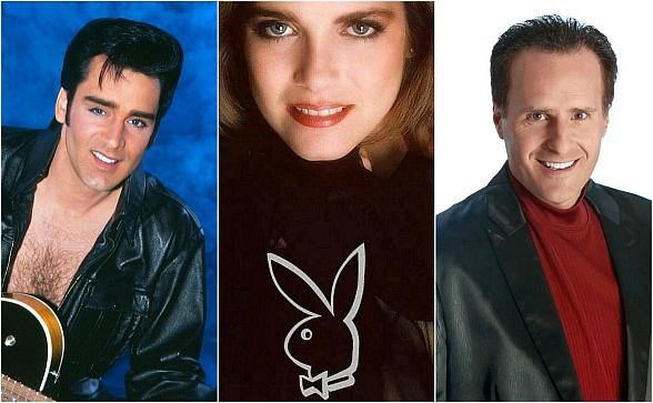 """Meet """"Spirit of the King"""" star Steve Connolly, former Playboy Playmate Charlotte Kemp and """"The Mentalist"""" star Gerry McCambridge at 3rd Annual """"Mike Hammer Celebrity Go-Kart Race"""" Oct. 22 in Las Vegas"""