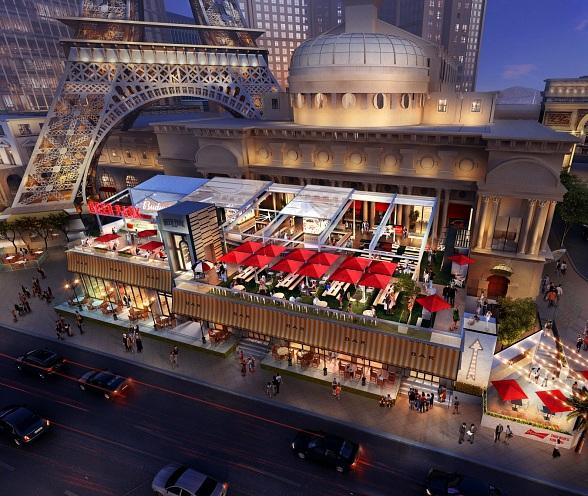 Beer Park by Budweiser to hold Open Job Fair at Paris Las Vegas Dec. 8-9
